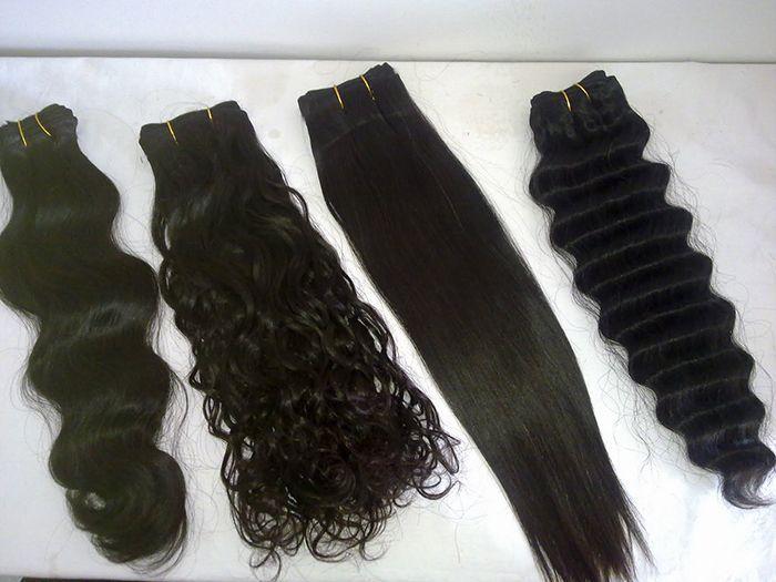 Como encontrar as melhores extensões feitas com cabelo humano