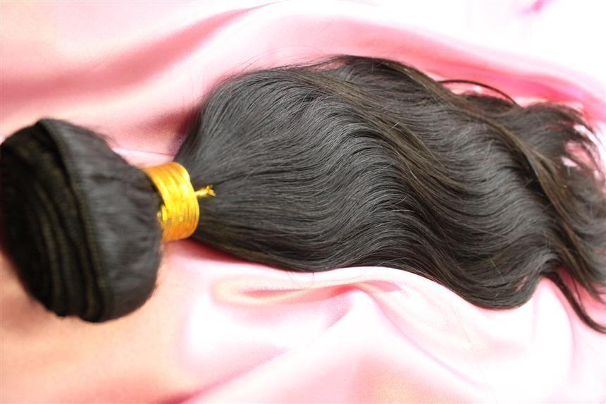 Como são feitas as extensões de cabelo humano